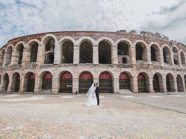 Le nozze di Georgiana e Elia
