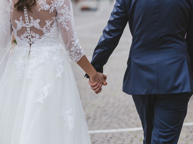 Il matrimonio di Elia e Georgiana a Verona, Verona 3