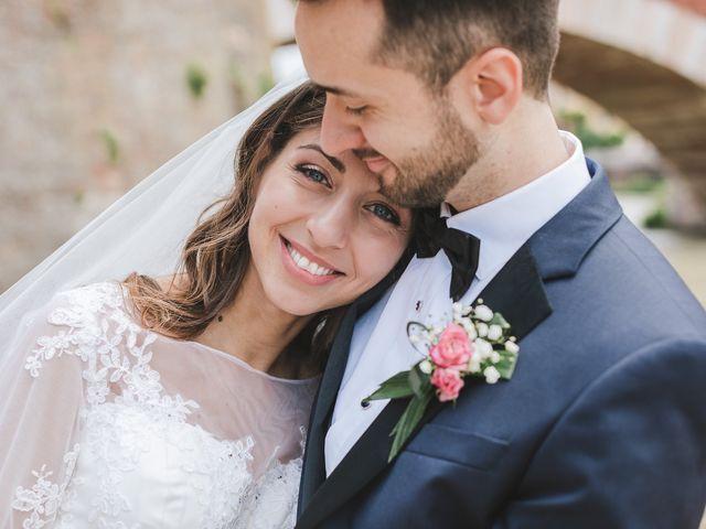 Il matrimonio di Elia e Georgiana a Verona, Verona 7