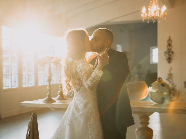 Le nozze di Wendy e Ivan