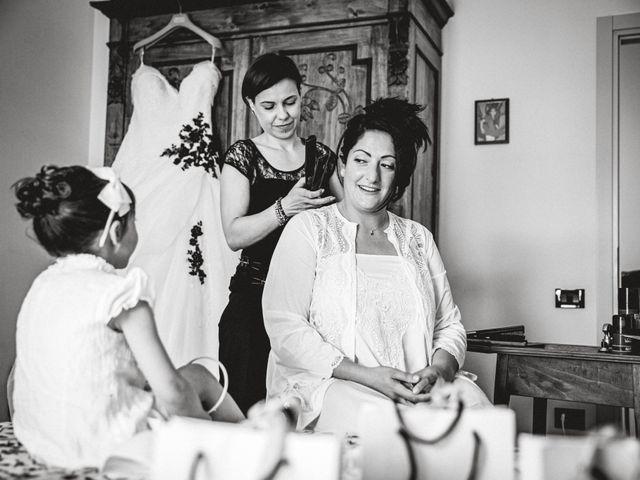 Il matrimonio di Mirco e Roberta a Civitella di Romagna, Forlì-Cesena 11