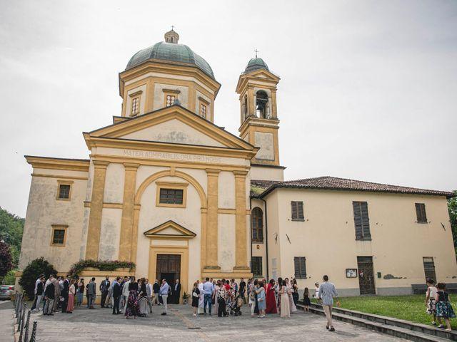 Il matrimonio di Mirco e Roberta a Civitella di Romagna, Forlì-Cesena 26