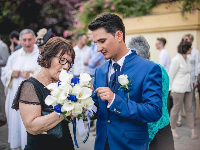 Il matrimonio di Mirco e Roberta a Civitella di Romagna, Forlì-Cesena 30