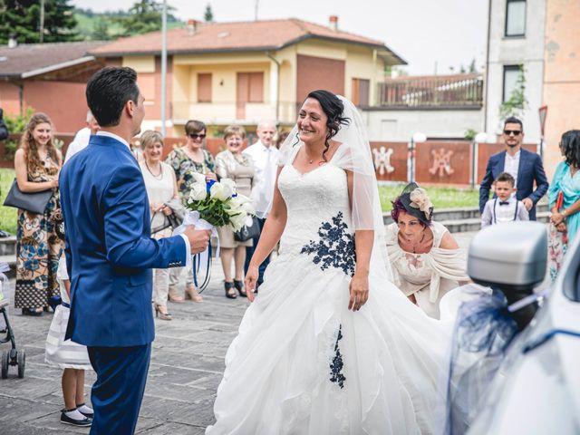 Il matrimonio di Mirco e Roberta a Civitella di Romagna, Forlì-Cesena 35