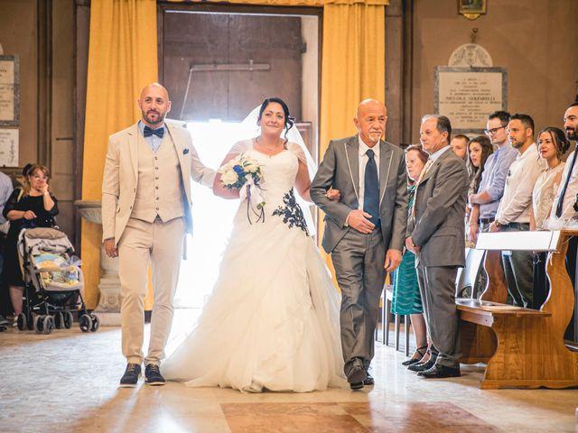 Il matrimonio di Mirco e Roberta a Civitella di Romagna, Forlì-Cesena 38