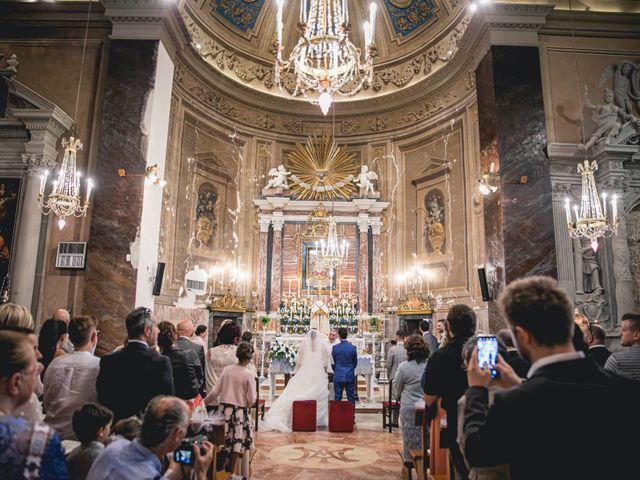 Il matrimonio di Mirco e Roberta a Civitella di Romagna, Forlì-Cesena 39