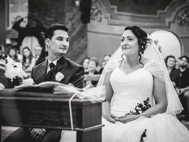 Il matrimonio di Mirco e Roberta a Civitella di Romagna, Forlì-Cesena 40