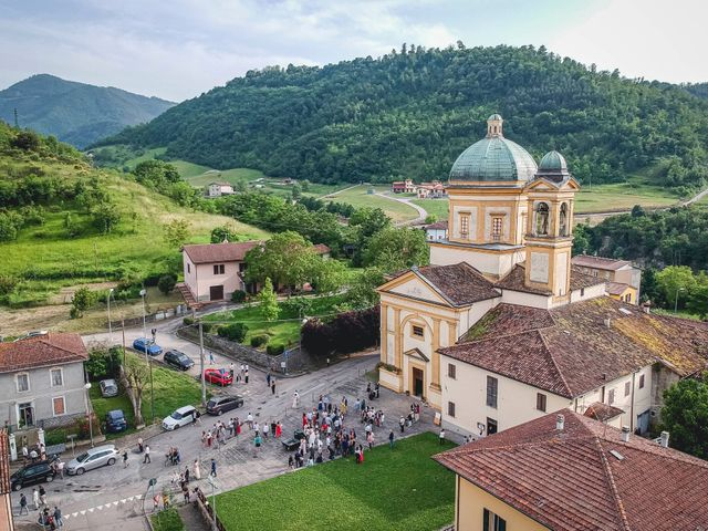 Il matrimonio di Mirco e Roberta a Civitella di Romagna, Forlì-Cesena 57