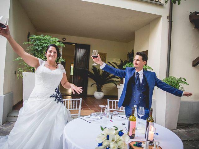Il matrimonio di Mirco e Roberta a Civitella di Romagna, Forlì-Cesena 79