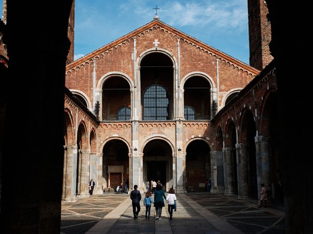 Il matrimonio di Andrea e Laura a Milano, Milano 22