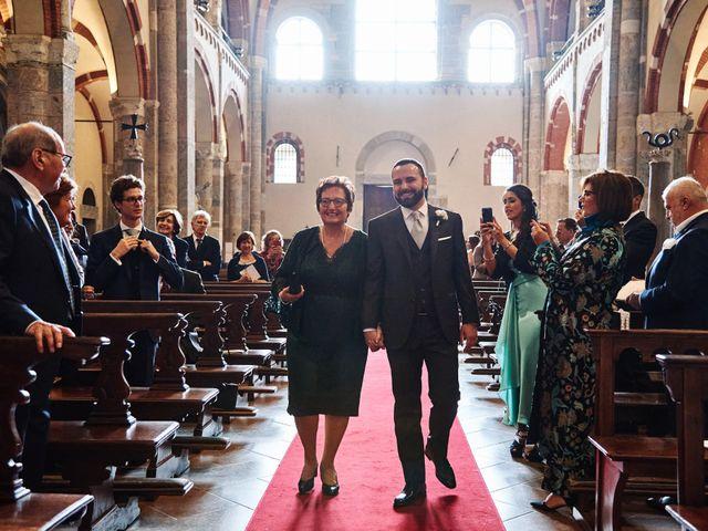 Il matrimonio di Andrea e Laura a Milano, Milano 24