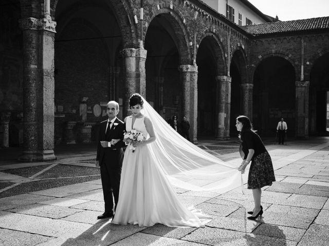 Il matrimonio di Andrea e Laura a Milano, Milano 25