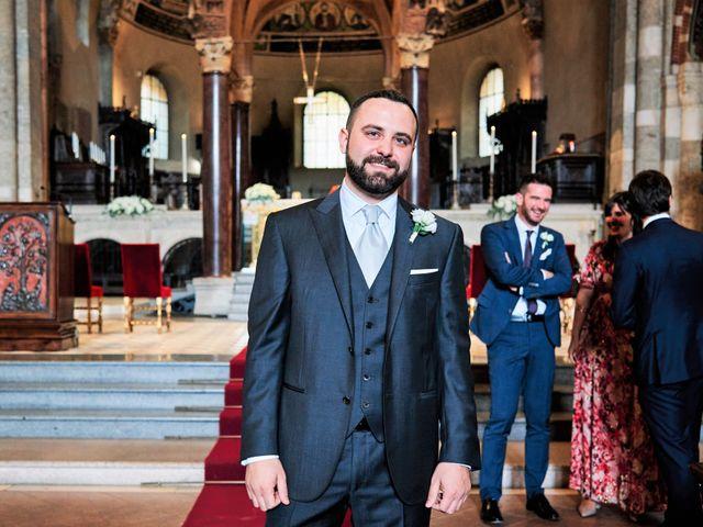 Il matrimonio di Andrea e Laura a Milano, Milano 26