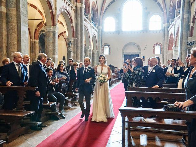 Il matrimonio di Andrea e Laura a Milano, Milano 27