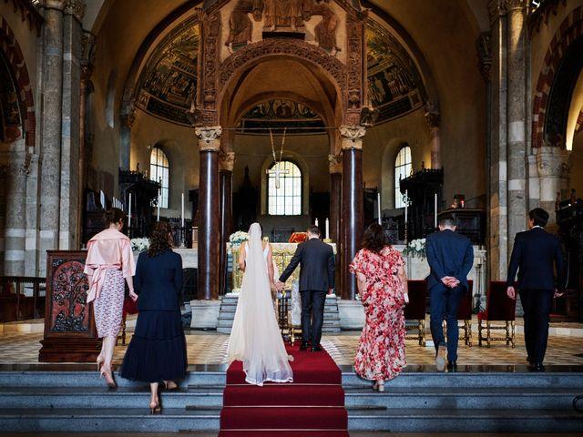 Il matrimonio di Andrea e Laura a Milano, Milano 32