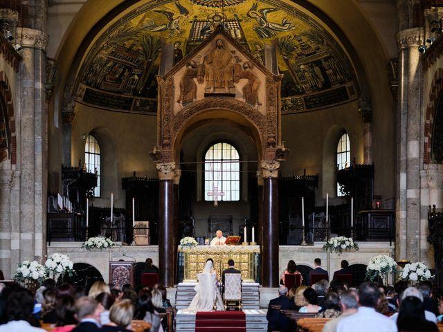 Il matrimonio di Andrea e Laura a Milano, Milano 33