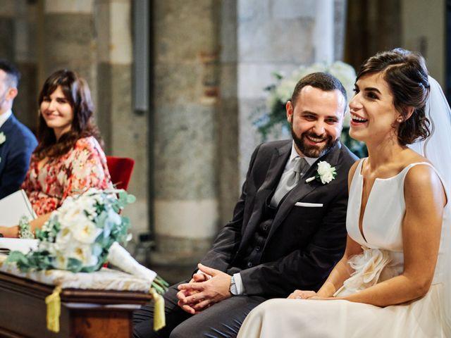 Il matrimonio di Andrea e Laura a Milano, Milano 34