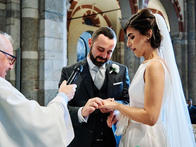 Il matrimonio di Andrea e Laura a Milano, Milano 37