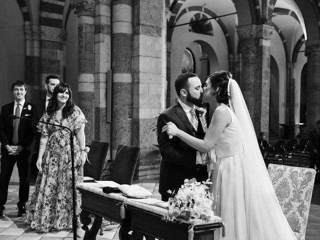 Il matrimonio di Andrea e Laura a Milano, Milano 40