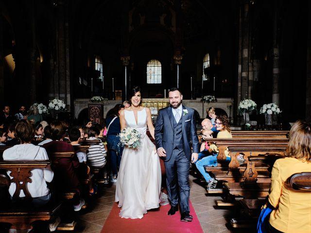 Il matrimonio di Andrea e Laura a Milano, Milano 45