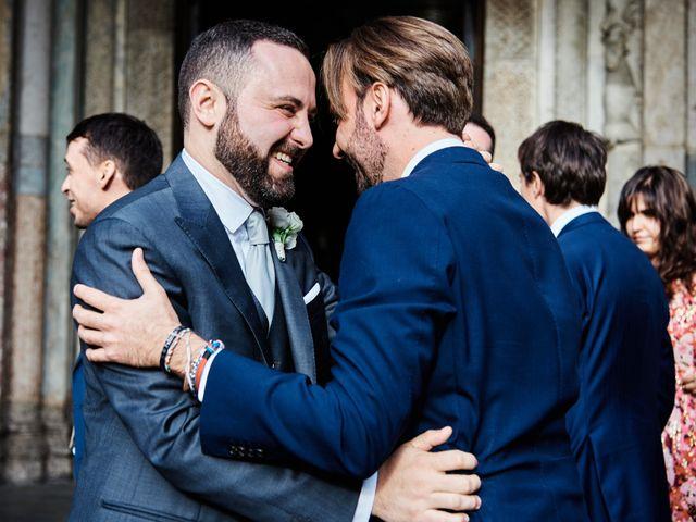 Il matrimonio di Andrea e Laura a Milano, Milano 49