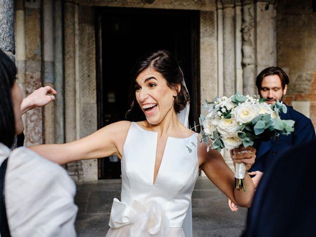 Il matrimonio di Andrea e Laura a Milano, Milano 50