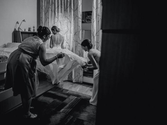 Il matrimonio di Davide e Glenda a Quarna Sopra, Verbania 9