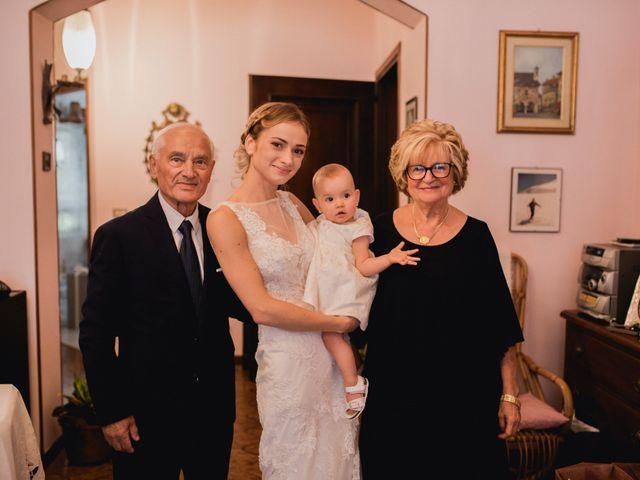 Il matrimonio di Davide e Glenda a Quarna Sopra, Verbania 11
