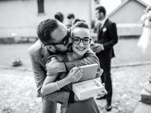 Il matrimonio di Davide e Glenda a Quarna Sopra, Verbania 22