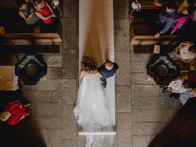 Il matrimonio di Davide e Glenda a Quarna Sopra, Verbania 27