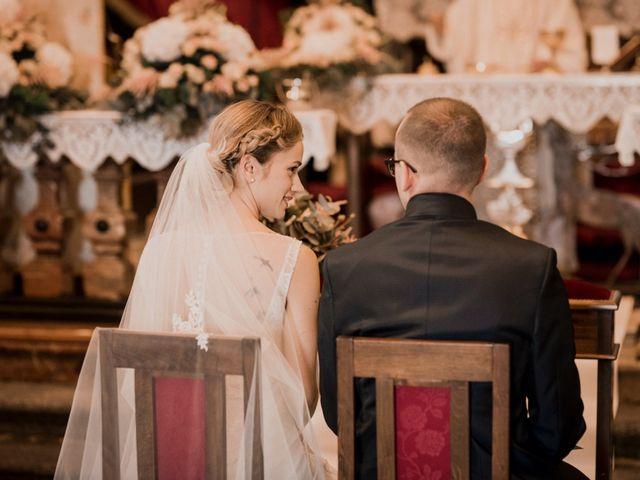 Il matrimonio di Davide e Glenda a Quarna Sopra, Verbania 38