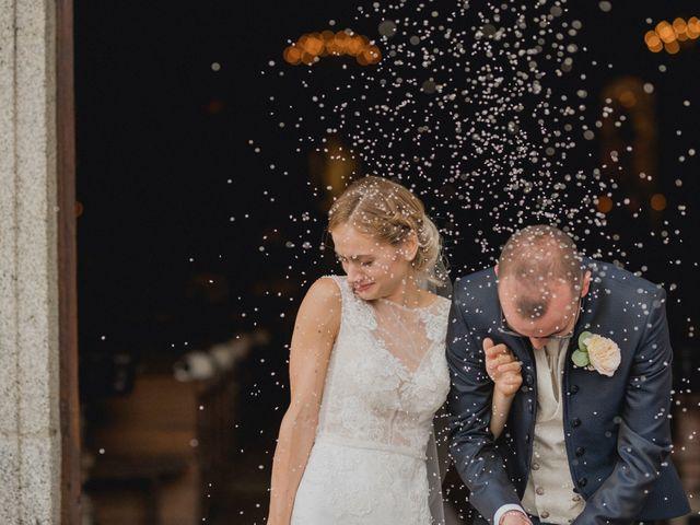 Il matrimonio di Davide e Glenda a Quarna Sopra, Verbania 40