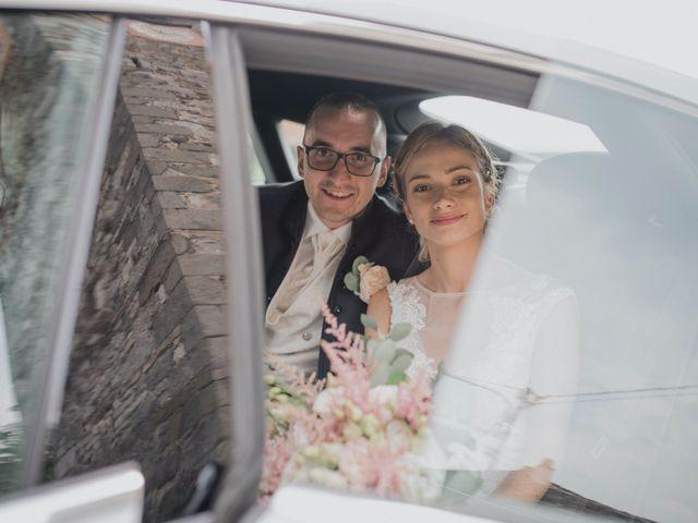 Il matrimonio di Davide e Glenda a Quarna Sopra, Verbania 43