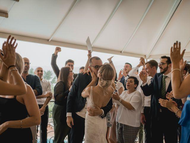Il matrimonio di Davide e Glenda a Quarna Sopra, Verbania 75