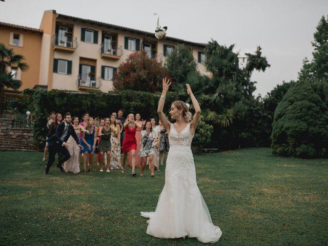 Il matrimonio di Davide e Glenda a Quarna Sopra, Verbania 76