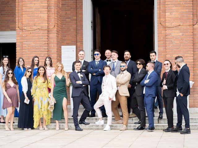 Il matrimonio di Luca e Alice a Giussano, Monza e Brianza 9