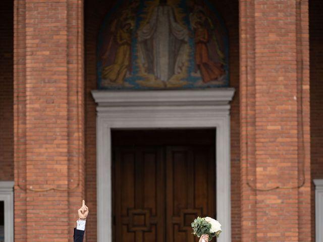 Il matrimonio di Luca e Alice a Giussano, Monza e Brianza 10