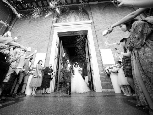 Il matrimonio di Luca e Alice a Giussano, Monza e Brianza 12