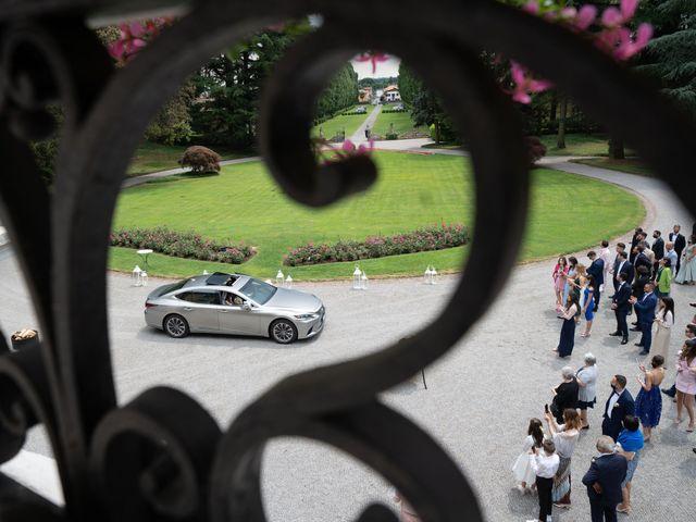 Il matrimonio di Luca e Alice a Giussano, Monza e Brianza 16
