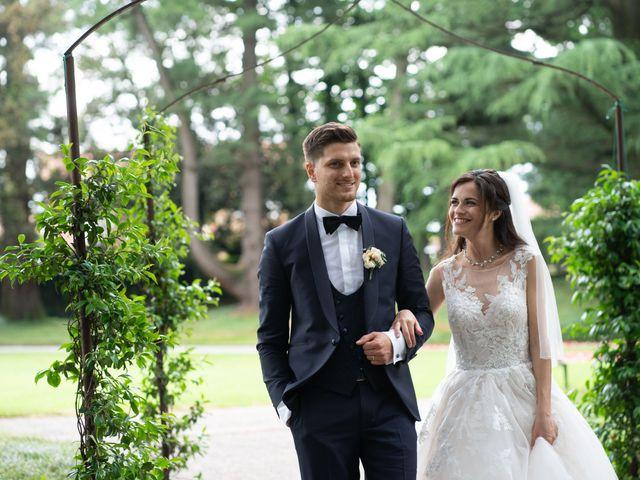Il matrimonio di Luca e Alice a Giussano, Monza e Brianza 17