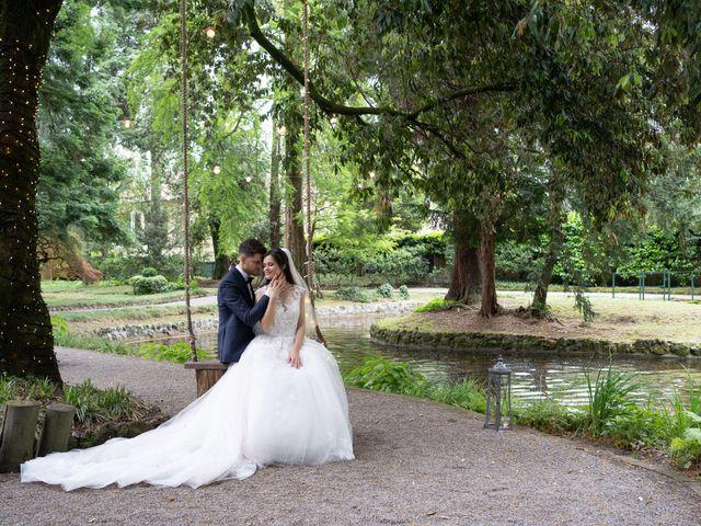 Il matrimonio di Luca e Alice a Giussano, Monza e Brianza 18