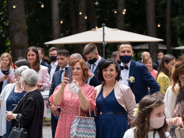 Il matrimonio di Luca e Alice a Giussano, Monza e Brianza 20