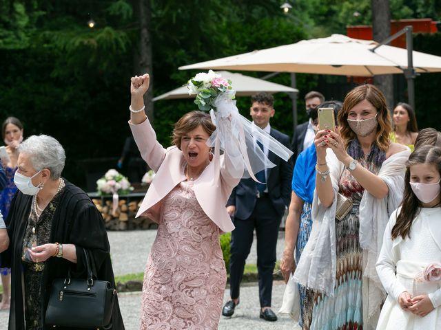 Il matrimonio di Luca e Alice a Giussano, Monza e Brianza 21