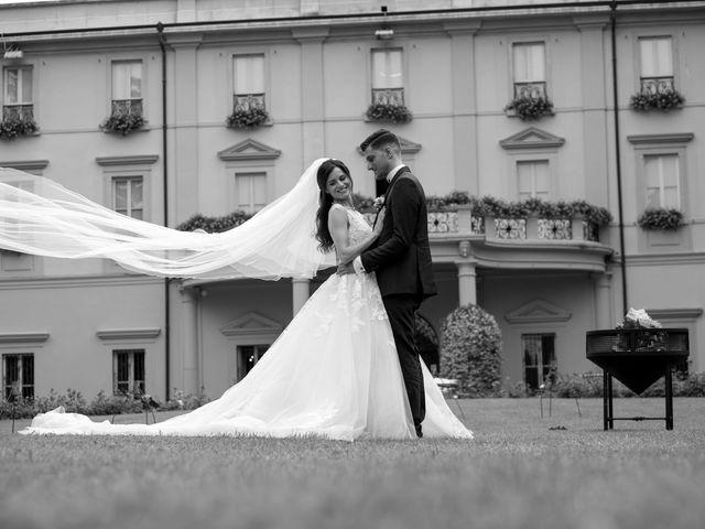 Il matrimonio di Luca e Alice a Giussano, Monza e Brianza 22