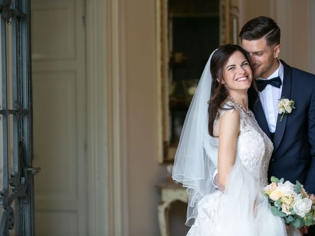 Il matrimonio di Luca e Alice a Giussano, Monza e Brianza 23
