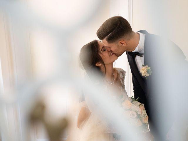 Il matrimonio di Luca e Alice a Giussano, Monza e Brianza 24
