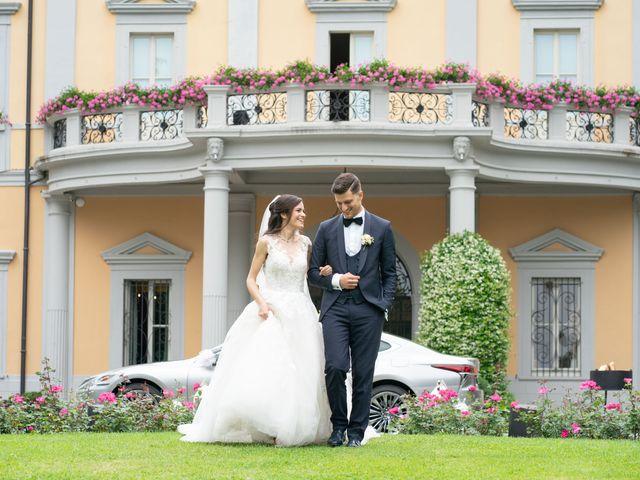 Il matrimonio di Luca e Alice a Giussano, Monza e Brianza 26