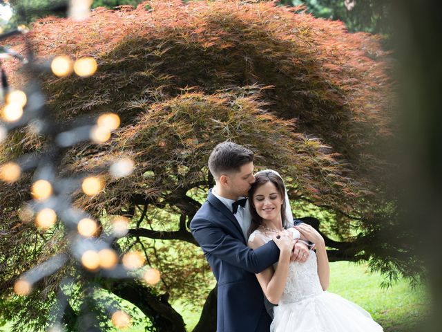 Il matrimonio di Luca e Alice a Giussano, Monza e Brianza 28