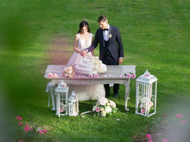 Il matrimonio di Luca e Alice a Giussano, Monza e Brianza 29