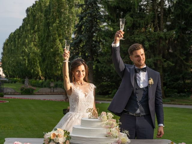 Il matrimonio di Luca e Alice a Giussano, Monza e Brianza 30